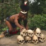 Охота за головами в штате Нагаленд (восток Индии)